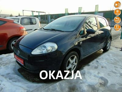 używany Fiat Grande Punto 1.2dm 65KM 2009r. 124 000km