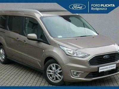 używany Ford Tourneo Connect 1.5 TDCI 120 KM Titanium FV MARŻA Gwarancja Salon PL PLICHTA