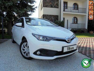 używany Toyota Auris 1.6dm 132KM 2017r. 62 000km