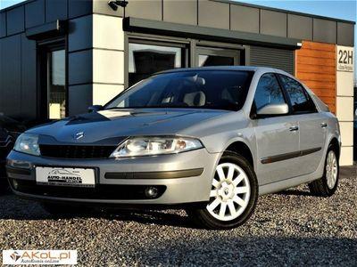 używany Renault Laguna 2dm 140KM 2002r. 124 000km
