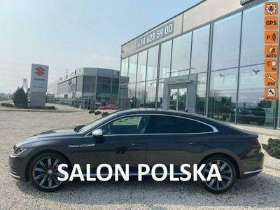 używany VW Arteon salon polska gwarancja faktura automat full opcja
