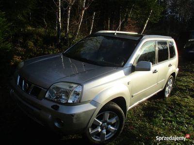 używany Nissan X-Trail panorama xenon zamiana