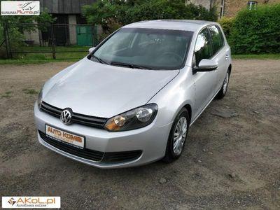 używany VW Golf 1.2dm 105KM 2011r. 23 000km