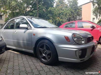 używany Subaru Impreza GX przeinwestowana