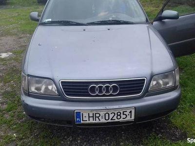 używany Audi A6 C4 2.5 TDI sedan