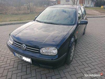 używany VW Golf IV 1.4 benzyna 1998r