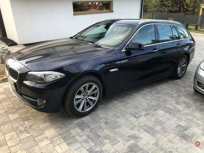 używany BMW 520 F11 d Automat, skóra, 2013r, nowy rozrząd
