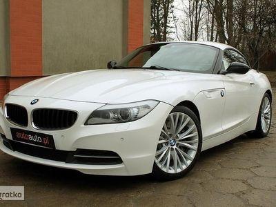 używany BMW Z4 II (E89) Serwis ASO! Automatyczna skrzynia dwusprzęgłowa! Cabrio!