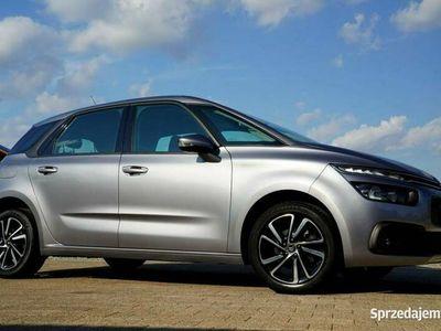 używany Citroën C4 Picasso ALUSY parktronik AUTOMAT klimatronik LEDY blis NAWIGACJA vat 23% II (2013-)