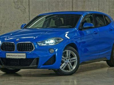 używany BMW X2 1.5dm 140KM 2018r. 22 324km