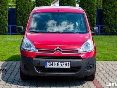 używany Citroën Berlingo 1,6 benzyna, oszczędny z małym przebiegiem