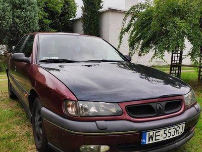 używany Renault Safrane 2.5 GAZ AUTOMAT SKÓRY nowe OC PPRZEGLĄD