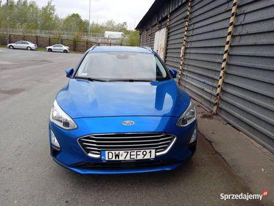 używany Ford Focus 1.5 EcoBoost 150 KM, M6 Trend Edition Business 5W