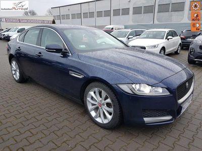 używany Jaguar XF 2dm3 180KM 2015r. 65 667km ABS automatyczna klima.