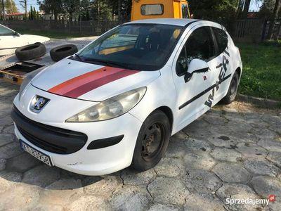 używany Peugeot 207 VAN
