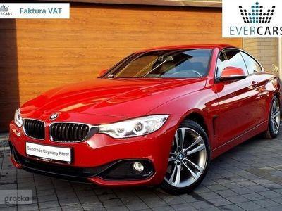 używany BMW 420 Seria 4 xd Coupe PowerKit 200KMSalonPL Bezwypad. VAT