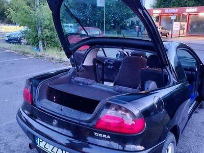używany Opel Tigra