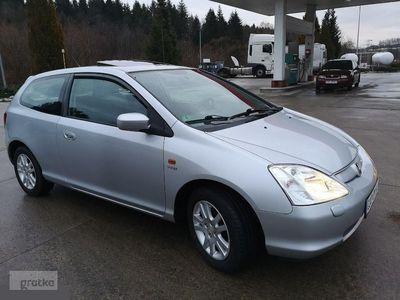 używany Honda Civic VII 1.6 Benzyna OPŁACONY z Niemiec, Korzenna