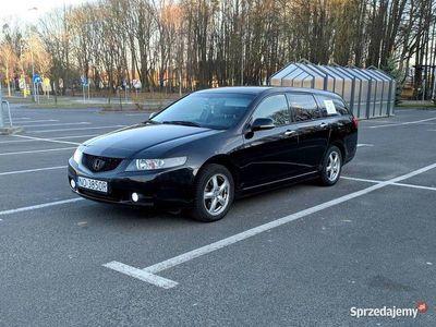 używany Honda Accord VII 2,2 2004r bez DPF Możliwa zamiana