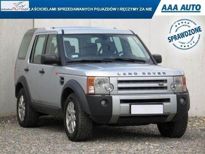 używany Land Rover Discovery 2.7 2007r.