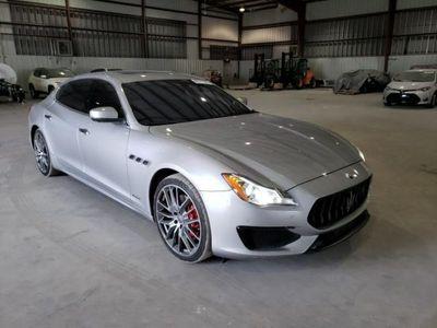 używany Maserati Quattroporte S 3.0l V6 benz. 405KM 8-bieg. autom. 2017