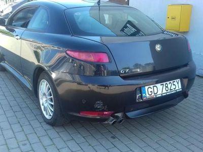 gebraucht Alfa Romeo GT GT 1.9dm3 150KM 2008r. 134 000km147 1.9 JTD Tanio uszkodzony delikatnie 2008r