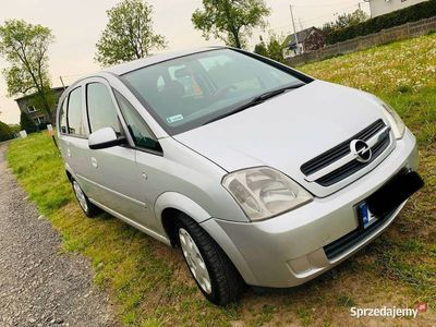 używany Opel Meriva zadbany krajowy