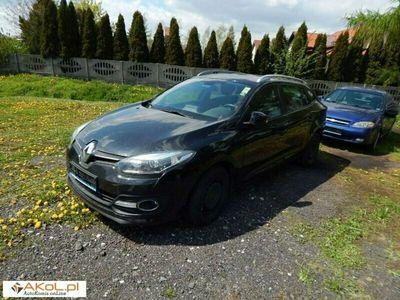 używany Renault Mégane 1.2dm 130KM 2014r. 140 000km