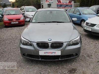 używany BMW 525 SERIA 5 d