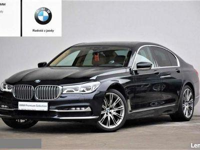 używany BMW 730 3dm 265KM 2016r. 51 000km