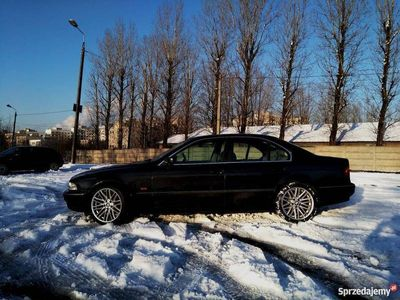 używany BMW 520 E39 iA Czujnik Parkowania/ Klimatronik/ Grzane Fotele