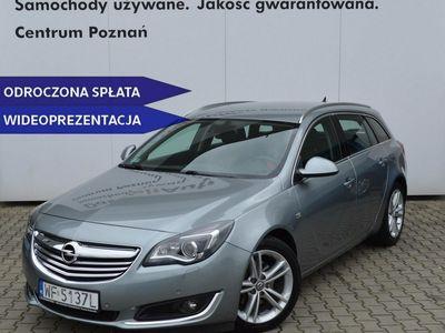 używany Opel Insignia 2dm 170KM 2015r. 134 119km