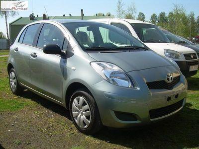 używany Toyota Yaris II (2005-) 1.0 2009r. ABS ręczna klima.