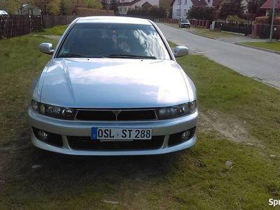używany Mitsubishi Galant 2002 rok 2.0 benzyna 138 KM