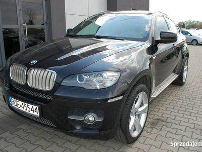 używany BMW X6 4.0 Xdrive E71 (2008-2014)