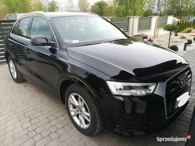używany Audi Q3 Quattro lift S-line