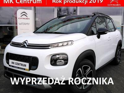 używany Citroën C3 Aircross 1.2dm3 110KM 2018r. 5km 1,2 110KM Feel klima aut, czuj. park tył, czuj. deszczu+zmierzchu 2019
