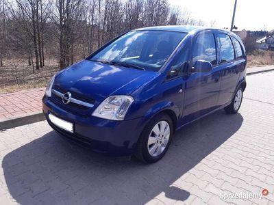 używany Opel Meriva 2005 rok