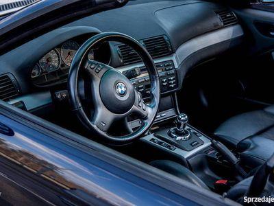 używany BMW M3 Cabriolet E46