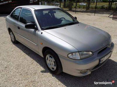 używany Hyundai Accent !! BIAŁOŁĘKA !! 1.3 Benzyna, 1999 rok produkcji !!KOMIS TYSIAK!! I (1995-1999)