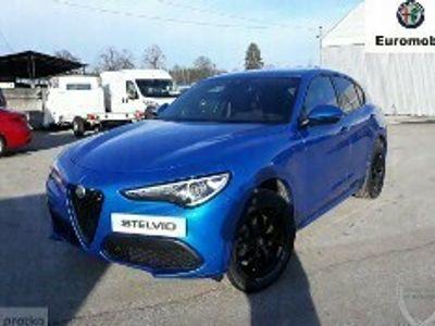używany Alfa Romeo Stelvio rabat: 18% (45 324 zł)