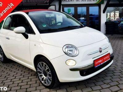 używany Fiat 500 1.2dm 69KM 2011r. 102 714km