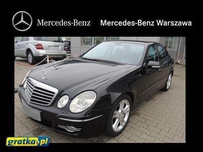 używany Mercedes 200 Klasa E W211Kompressor