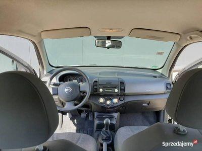 używany Nissan Micra k12 2007 benzyna