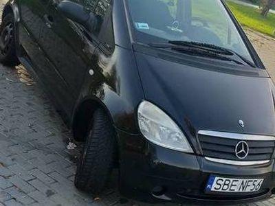 używany Mercedes A140 bardzo dobry stan !