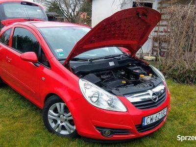 używany Opel Corsa 1,2 rok 2006