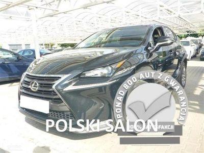 używany Lexus NX200t NX NX 14-Comfort AWD 238KM 2016r., Benzyna, Navi, Alu, FV 23%,