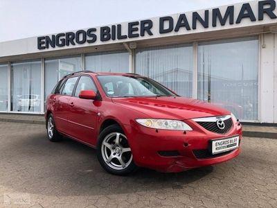 gebraucht Mazda 6 I 2,0 benz kombi aut (224)