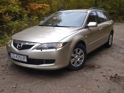 używany Mazda 6 2.0benz. 2008rok