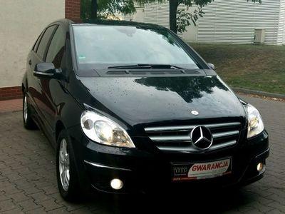 używany Mercedes B200 2dm 140KM 2010r. 238 500km